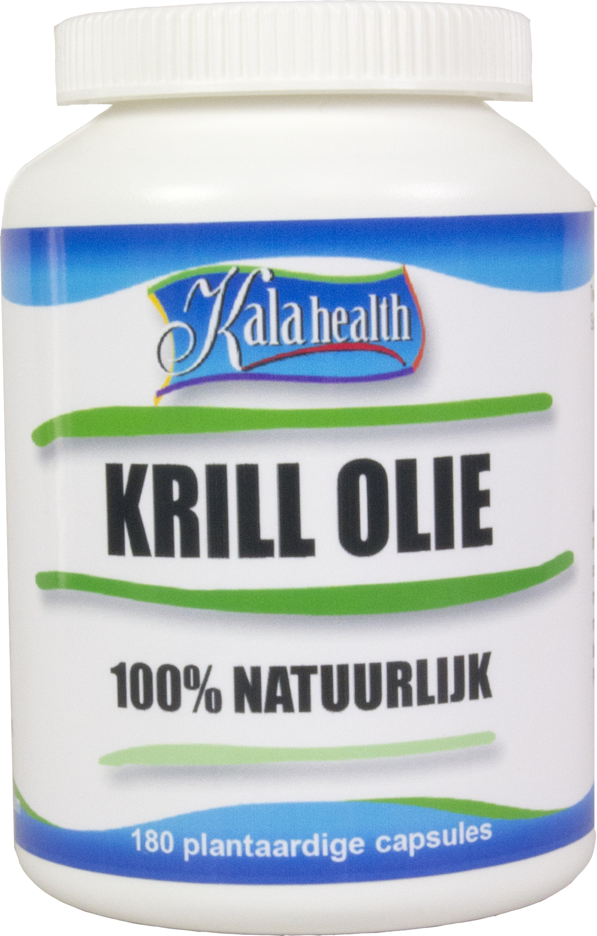 Rimfrost krillolie 180 plantaardige Licaps