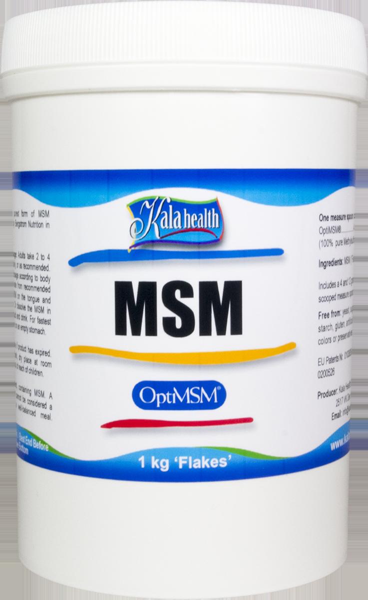 OptiMSM® 1 kg 'Grof' Poeder