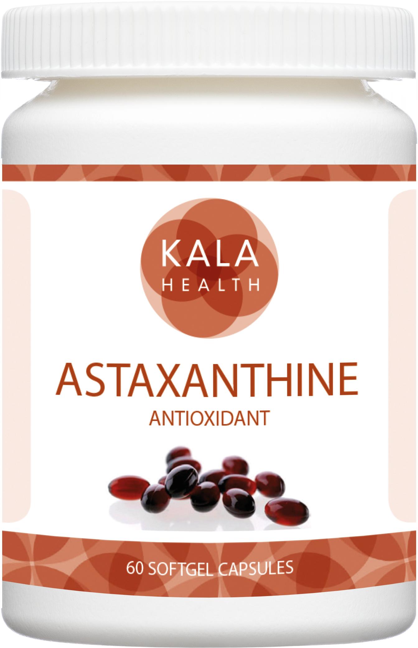 Astaxanthine 60