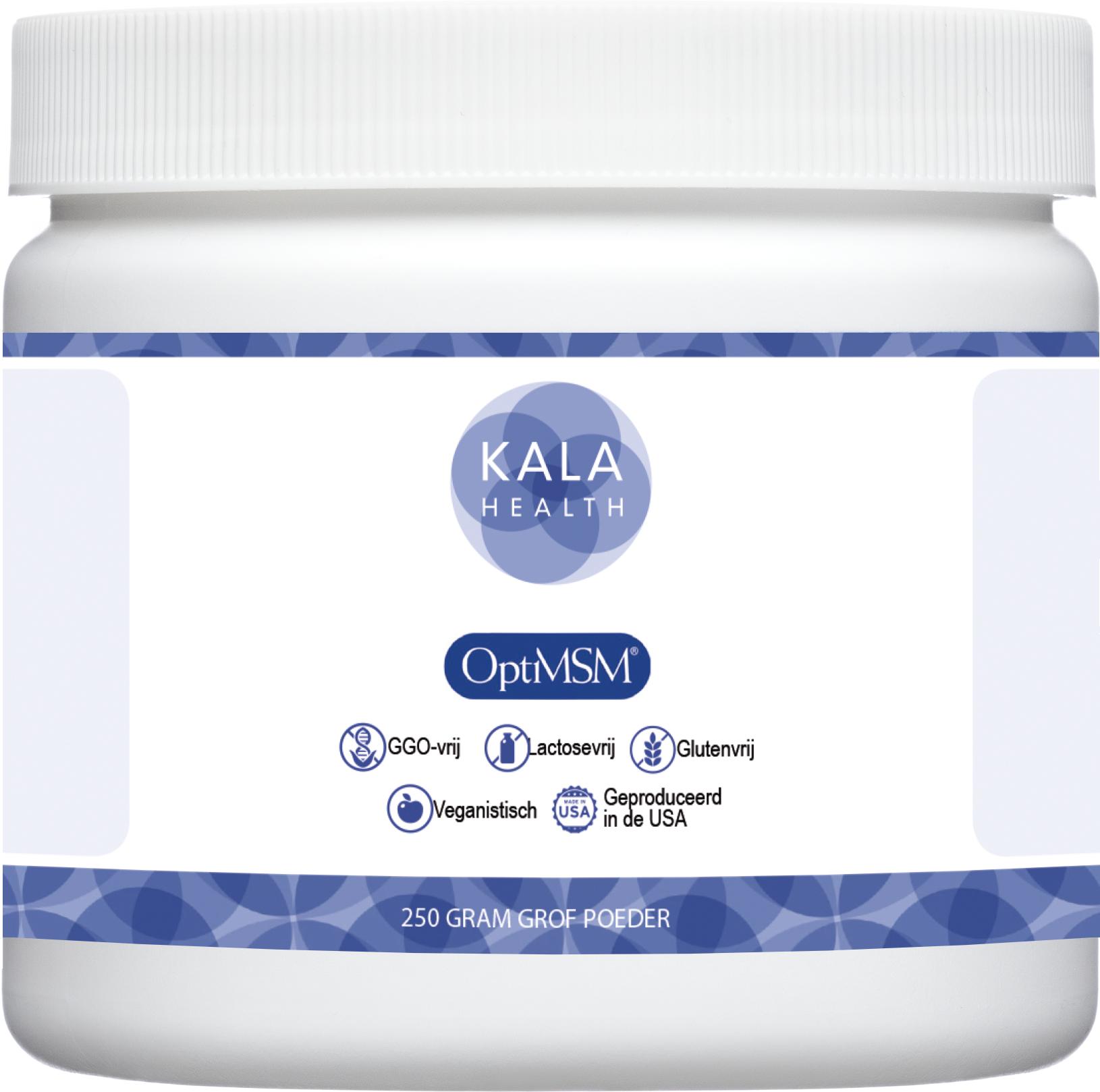 OptiMSM® 250 gram ´Grof´ Poeder