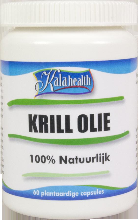 Rimfrost krillolie 60 plantaardige Licaps