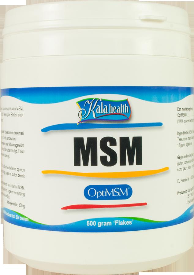 OptiMSM® 500 gram ´Grof´ Poeder