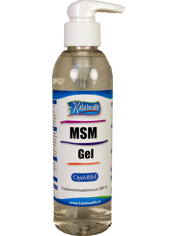 OptiMSM® Gel 200 ml