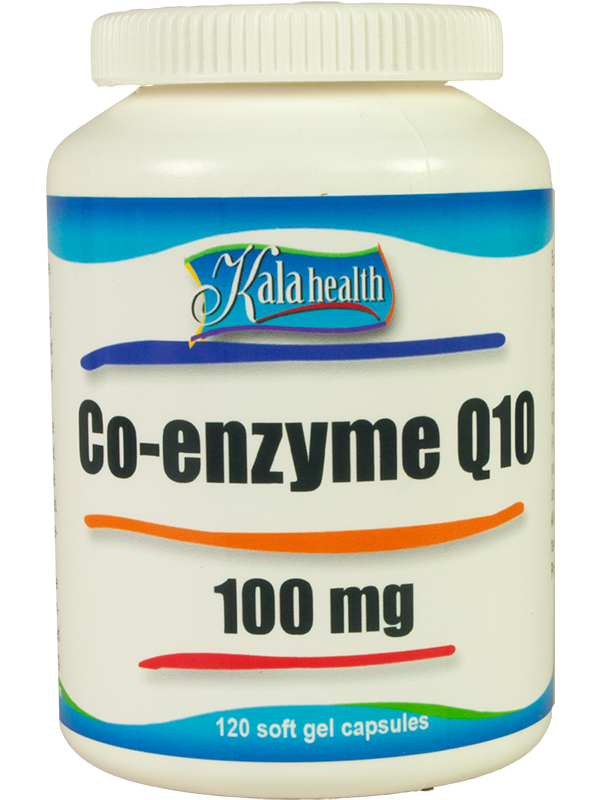Co-enzyme Q10 120